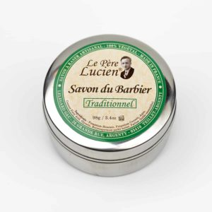 Savon à raser traditionnel 100 g - Le Père Lucien