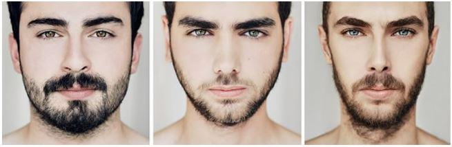 Barbes tendances 2015