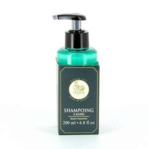 Rendez votre barbe saine et soyeuse grâce à ce shampoing à barbe purifiant.