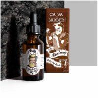 Adoucissez votre barbe et hydratez vos poils et votre peau avec cette huile pour barbe hydratante au parfum fleuri !