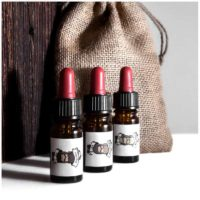 Testez les 3 huiles de Ça va barber ! grâce à ce pack découverte d'huiles pour barbe et décidez laquelle est faite pour vous !
