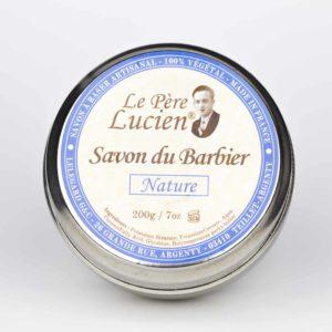 savon à raser nature 200 g de Le Père Lucien